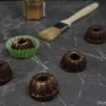 Mini-Gugelhupf Schokoladen Pralinen