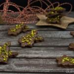 Weihnachtsgebäck – Schokoladenplätzchen mit Nutella