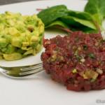 Duo vom Tartar – Rinderfilet trifft Avocado