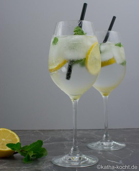 minze gin tonic rezepte suchen. Black Bedroom Furniture Sets. Home Design Ideas