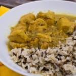 Kreolisches Hähnchencurry Vindaloo
