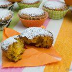 Mango-Kürbis Muffins – auch als Halloween Variante