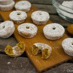 Mini Kürbis Donuts – auch als Halloween Variante