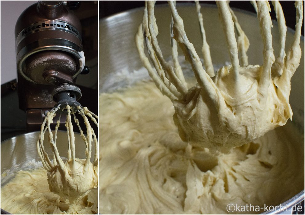 Erdnussbutter Marmorgugelhupf
