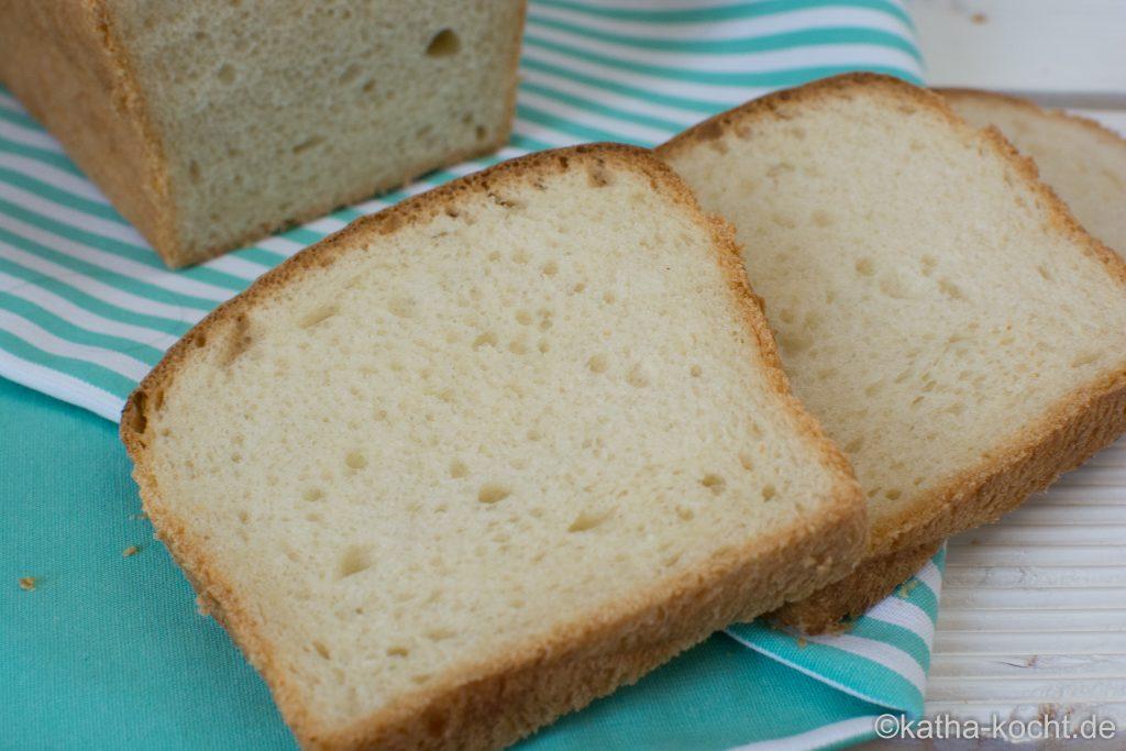 klassisches toastbrot