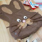 Osterhasen Kuchen – Kinderschokolade Kuchen