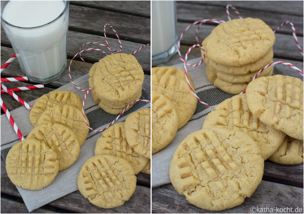 Peanutbutter Cookies