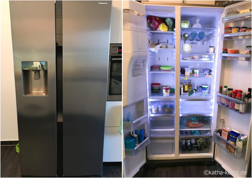 Panasonic Kühlschrank Side By Side : Was macht man wenn der kühlschrank defekt ist? katha kocht!