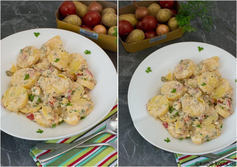 Berliner Kartoffelsalat - ein Familienrezept - Rewe Regional
