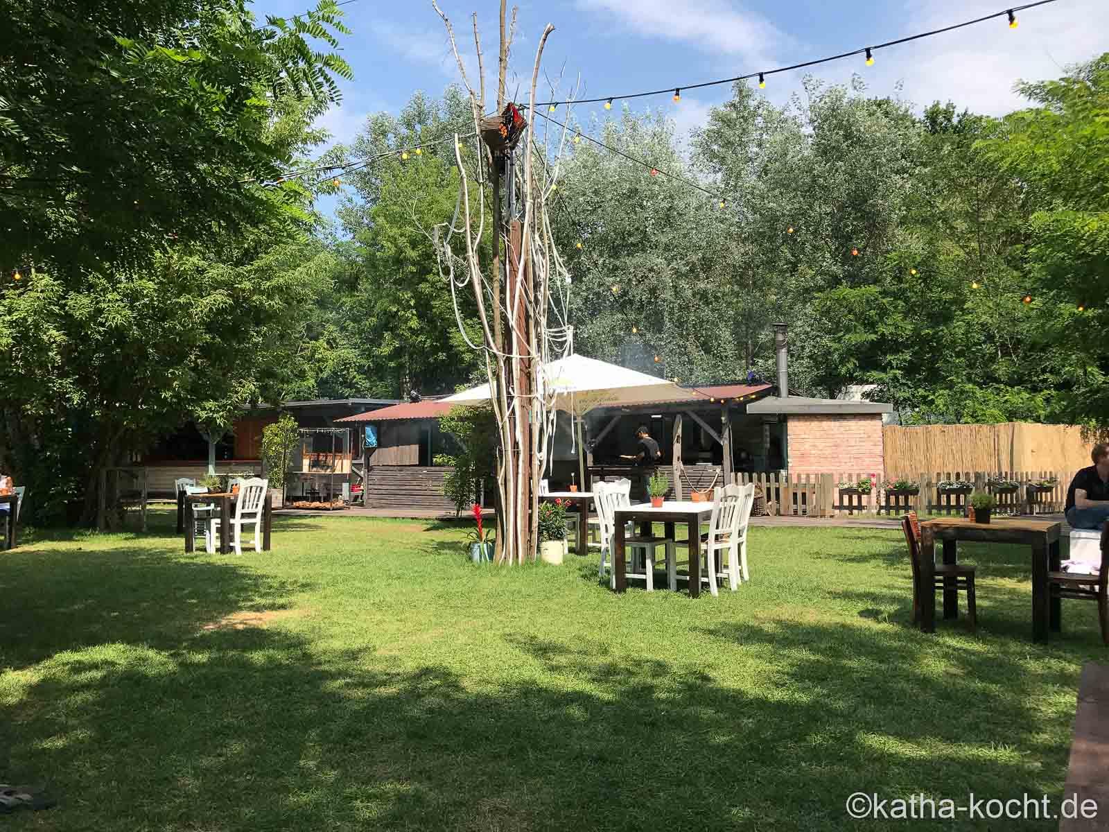 Das restaurant casa di legno an der rummelsburg katha kocht - Casa di legno abitabile ...