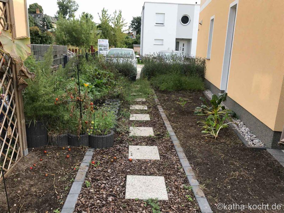 Garteneinblick - August 2017