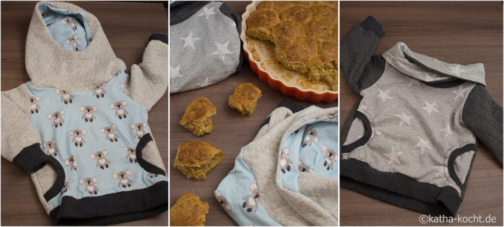 Dinkel-Karotten Brötchen für Babys selber backen