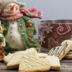 Weihnachtsgebäck – Marzipan-Mohn Plätzchen
