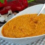 Bohnen-Paprika Dip