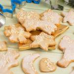 Weihnachtsbäckerei – Fake Lebkuchenplätzchen