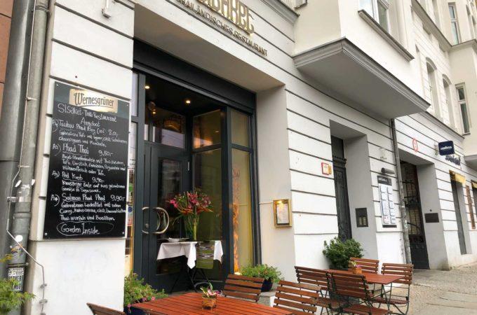 Sisaket - thailändisch essen in Berlin