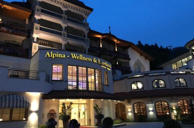 Familienurlaub in Österreich im Alpina Family Spa und Sporthotel