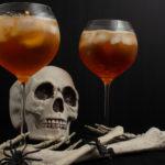 Halloween – Hexencocktail – Weincocktail