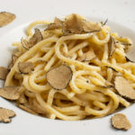 Trüffelpasta – Pici mit Trüffel
