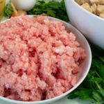 Kalbshackfleisch selber machen - ohne Fleischwolf