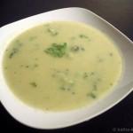 Sellerie-Fenchel-Brokkoli-Cremesuppe