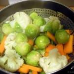 Winterlicher Gemüsemix
