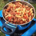 Katha's Camping-Bolognese