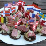 Deutsche Tapas - Kassler mit Sauerkraut