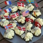 Deutsche Tapas – Matjes mit Kartoffelsalat