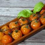 Tapas – gebackene Tomaten