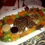 Afrikanisches Essen im Savanna - Berlin