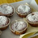 Mango-Apfel Muffins