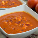 Andalusische Salmorejo
