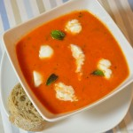 Jamie Olivers Caprese Suppe