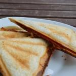 Chorizo-Käse Sandwich