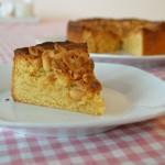 Erdnussbutter-Kuchen