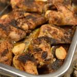 Sumach Chicken Wings