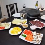 Wildes Raclette - Raclette mit Wild