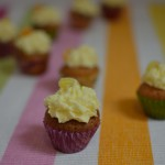 Mini-Zitronen Cupcakes