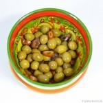Tapas – Oliven mit Datteln