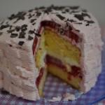 Erdbeer-Mascarpone Torte