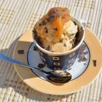 Erdnussbuttereis – wie ein Snickers