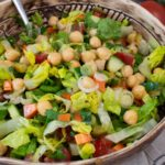 Ensalada de Garbanzos – Kichererbsensalat