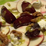 Rote Beete-Apfel Salat