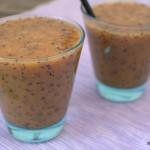 Mango-Heidelbeer Smoothie