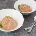 Salbei-Schokolade Eis