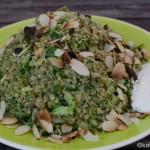 Brokkoli-Bulgur Salat - Rezension - Gemüse kann auch anders