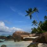 Die Seychellen an der Wand mit Prentu – Kooperation