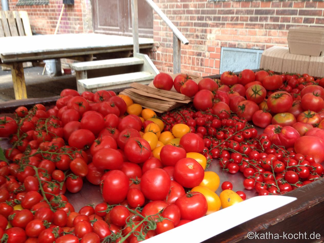 Kreuzberger Tomatenfest im Schmelzwerk