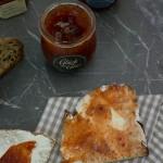 Tomaten Marmelade mit Feigen